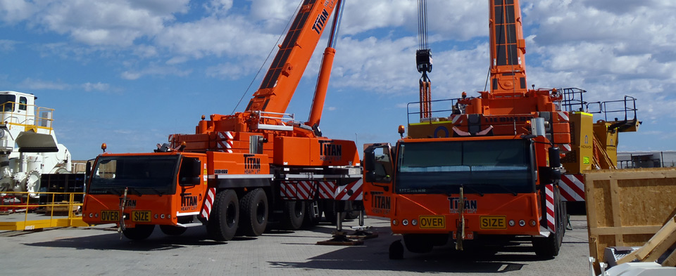 PR Logistics Perth - Crane Hire & Logistics for Western Australia